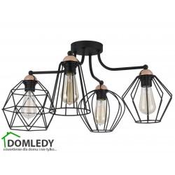 NOWODVORSKI LAMPA ZWIS SUFITOWY BALL WHITE 6601 230V
