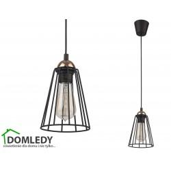 NOWODVORSKI LAMPA ZWIS SUFITOWY BALL BLACK-WHITE 6585 230V