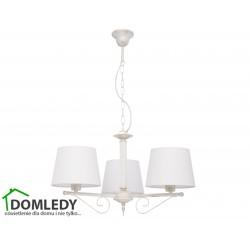 NOWODVORSKI LAMPA ZWIS SUFITOWY WIRE WHITE 6446