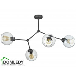 LAMPA KINKIET BRYLANT GRAY 2286