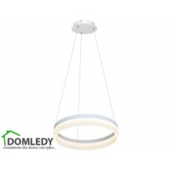 MILAGRO LAMPA ZWIS SUFITOWY RONDO NERO 318 230V