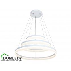 MILAGRO LAMPA ZWIS SUFITOWY RONDO BIANCO 352 230V
