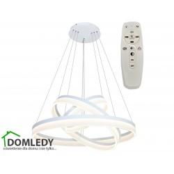 MILAGRO LAMPA ZWIS SUFITOWY RONDO NERO 353 230V