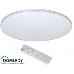 EKO-LIGHT LAMPA ZWIS SUFITOWY BUBBLE WHITE 461 1X5W E14 230V