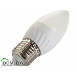 MILAGRO LAMPA ZWIS SUFITOWY  LUX BIANCO 863