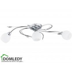 LAMPA SUFITOWA WHITE SWING 105