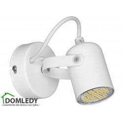MILAGRO LAMPA SUFITOWA PICO WHITE 989