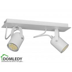 MILAGRO LAMPA SUFITOWA PICO WHITE 990