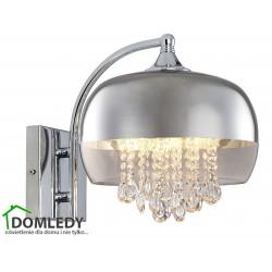 MILAGRO LAMPA KINKIET LUNA 3803