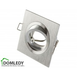 Oprawa ruchoma aluminiowa kwadratowa CT-8361 SILVER