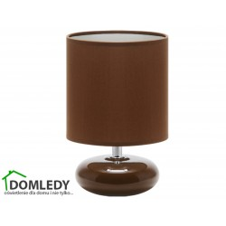 LAMPA STOŁOWA PATI BROWN 03145