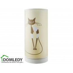 LAMPA STOŁOWA ZYTA FOOT E14 CAT 03543