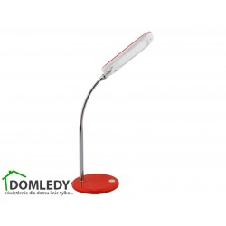 LAMPA BIURKOWA DORI LED RED 02787