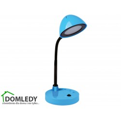 LAMPA BIURKOWA RONI LED BLUE 02873