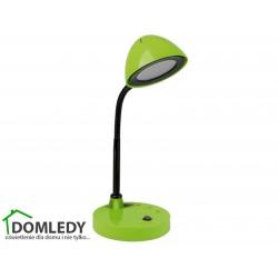 LAMPA BIURKOWA RONI LED GREEN 02875