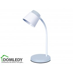 LAMPA BIURKOWA ELMO LED GREY 03197