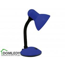 LAMPA BIURKOWA TOLA E27 BLUE 02851