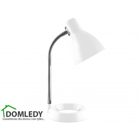 LAMPA BIURKOWA TOLA E27 WHITE 02849