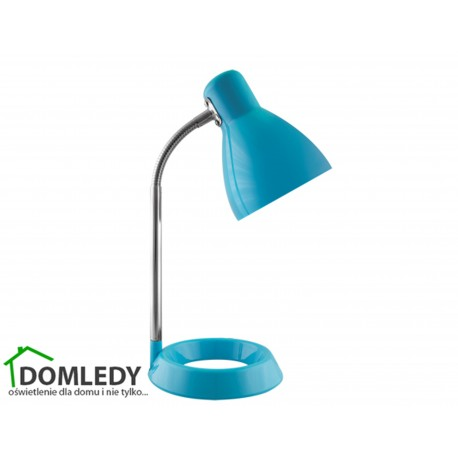 LAMPA BIURKOWA KATI E27 BLUE 02859