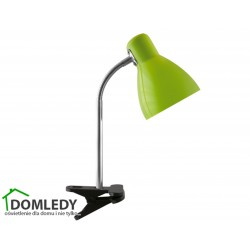 LAMPA BIURKOWA KATI E27 GREEN CLIP 02864