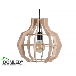LAMPA ZWIS SUFITOWY BENTO NATURAL 626