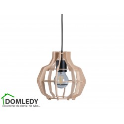 LAMPA ZWIS SUFITOWY BENTO SMALL NATURAL 634