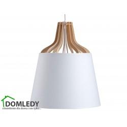 LAMPA ZWIS SUFITOWY IVONE WHITE 720