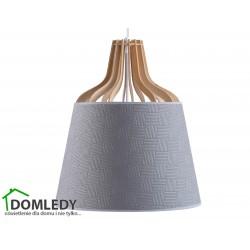 LAMPA ZWIS SUFITOWY IVONE GREY III LONG 755
