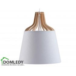 LAMPA ZWIS SUFITOWY IVONE WHITE II LONG 756