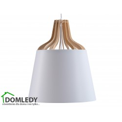 LAMPA ZWIS SUFITOWY IVONE WHITE III 725