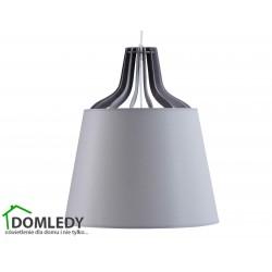 LAMPA ZWIS SUFITOWY LUCIO GREY LONG 758