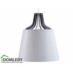 LAMPA ZWIS SUFITOWY LUCIO WHITE LONG 759
