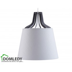 LAMPA ZWIS SUFITOWY LUCIO WHITE 732