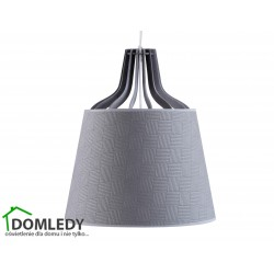 LAMPA ZWIS SUFITOWY LUCIO GREY II LONG 763