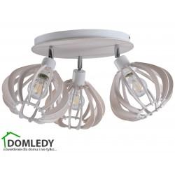 LAMPA PLAFON SUFITOWY  NICOLETA 807