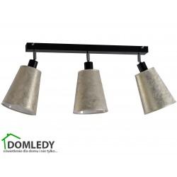 LAMPA PLAFON SUFITOWY EVA GOLD 903