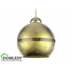 LAMPA ZWIS SUFITOWY LUX GOLD 116