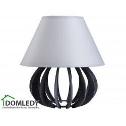 LAMPA STOŁOWA NOCNA NORA GREY 937