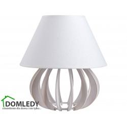 LAMPA STOŁOWA NOCNA NORA WHITE 938