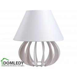 LAMPA STOŁOWA NOCNA NORA WHITE II 939