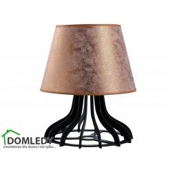 LAMPA STOŁOWA NOCNA IVO COPPER 950