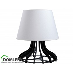 LAMPA STOŁOWA NOCNA IVO WHITE 951