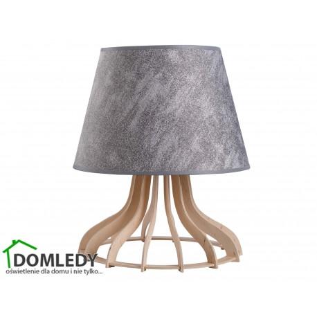 LAMPA STOŁOWA NOCNA IVONE GREY II 968