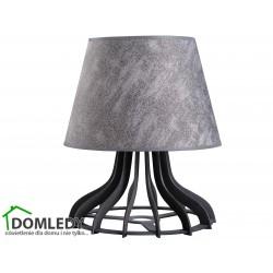 LAMPA STOŁOWA NOCNA LUCIO GREY II 956