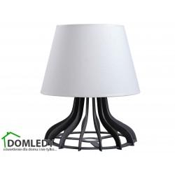 LAMPA STOŁOWA NOCNA LUCIO WHITE 958