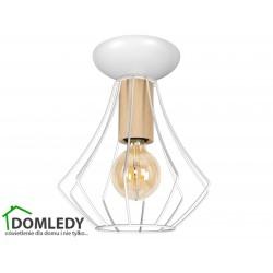 MILAGRO LAMPA SUFITOWA WILL WHITE 4180