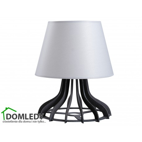 LAMPA STOŁOWA NOCNA LUCIO GREY 959