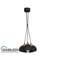 MILAGRO LAMPA SUFITOWA LUXOR 2 3706