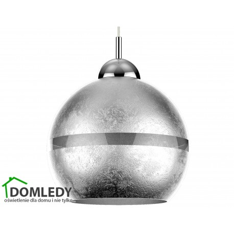 LAMPA ZWIS SUFITOWY LUX SILVER 117