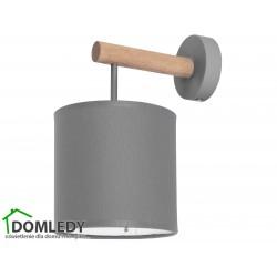 LAMPA KINKIET DEVA GRAPHITE 4110